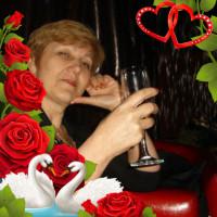 Милочка Хребетова, Россия, Сергиев Посад, 61 год