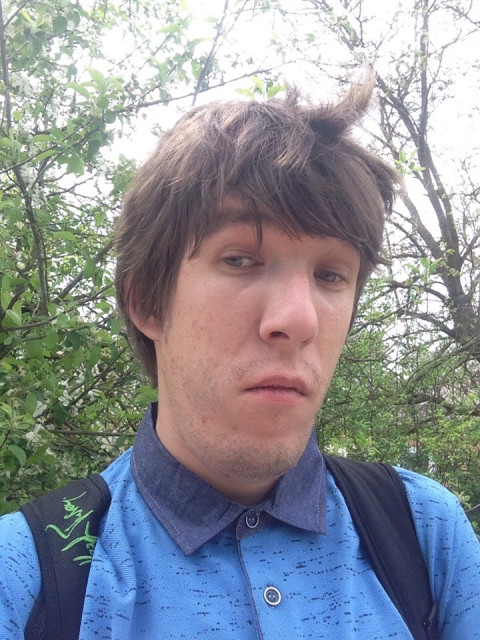 Andrey Antoshin, 28 лет