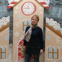 Ирина, Россия, Кировск, 44 года