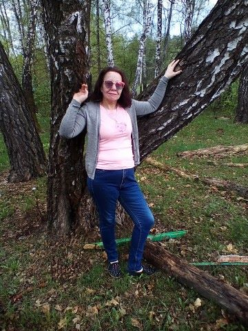 Наталья Самохина, Россия, Курск, 44 года
