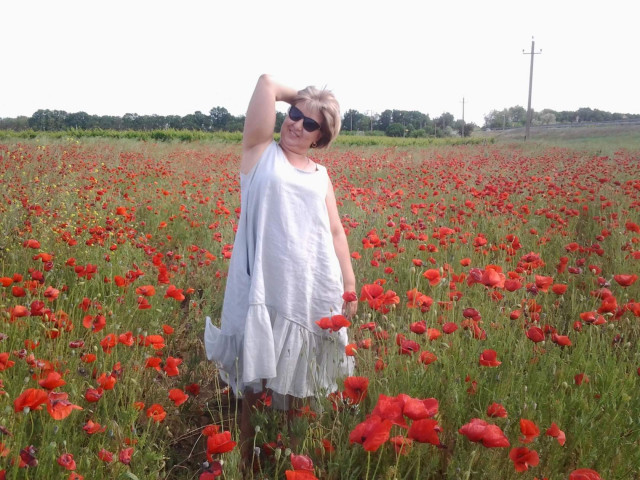 Анжела, Россия, Краснодар, 45 лет