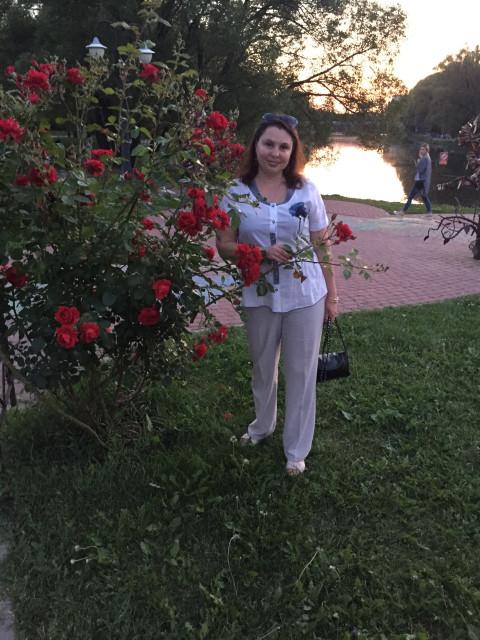 Маргарита, Россия, Белгород, 52 года