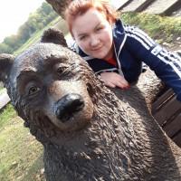 Ангелина, Россия, Санкт-Петербург, 25 лет