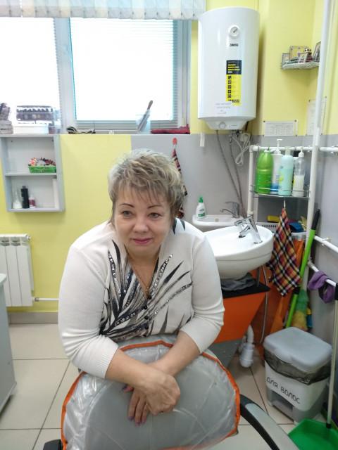 Марина, Россия, Серпухов, 51 год