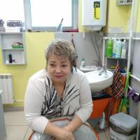 Марина, Россия, Серпухов, 52 года