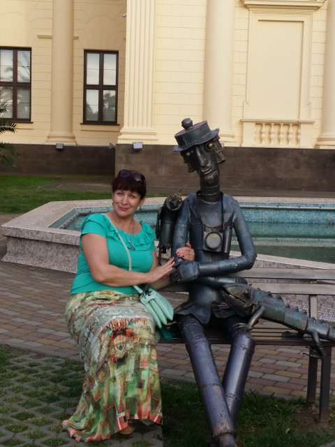 Tatiana, Россия, Сочи, 62 года