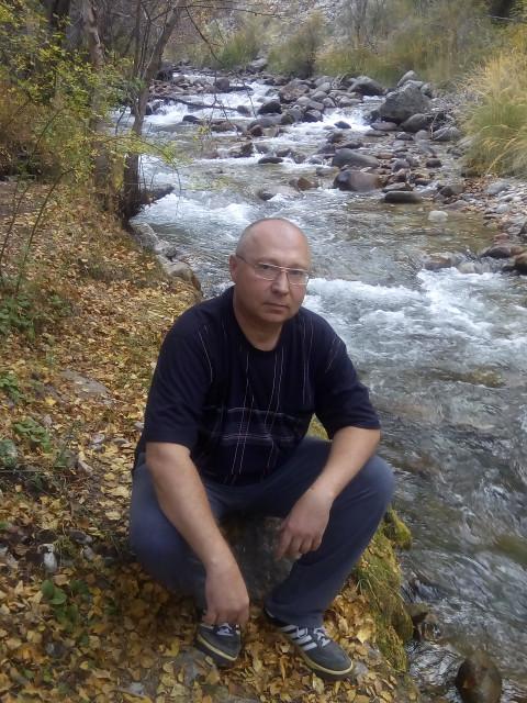 Андрей, Казахстан, Шымкент, 45 лет