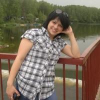 Марина Кириллова, Россия, Камешково, 36 лет
