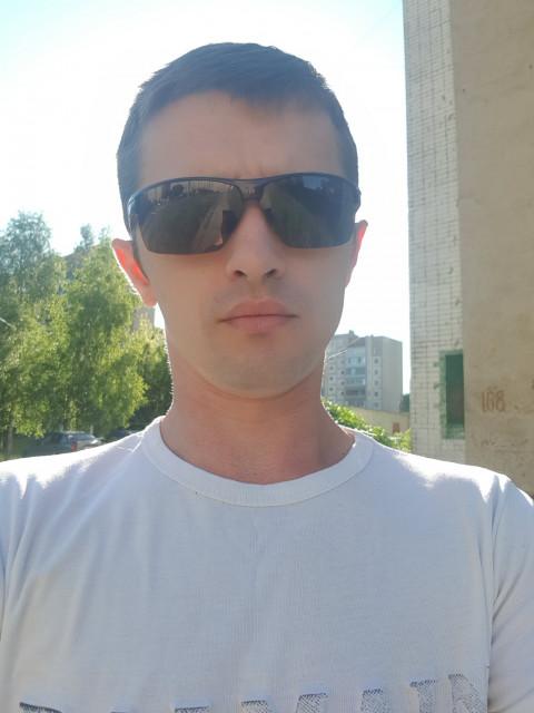 Дмитрий, Россия, Орёл, 33 года