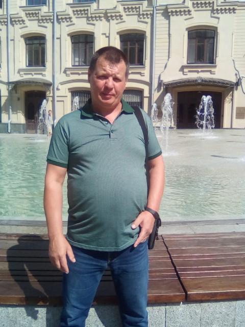 Юрий, Россия, Балашиха, 46 лет