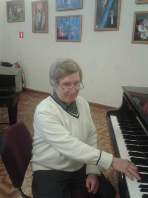 Юрий, Россия, Красногорск, 63 года