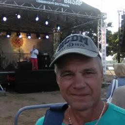 Юрий Занько, Беларусь, Минск, 55 лет