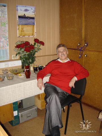 Евгений, Россия, Дмитров, 60 лет