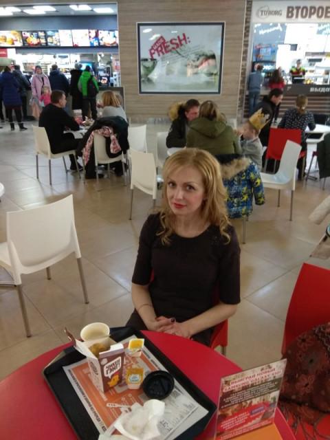 анжелика, Россия, Тверь, 38 лет, 1 ребенок. Хочу найти Надёжный, с чувством юмора.