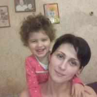 Ольга, Россия, Инза, 36 лет