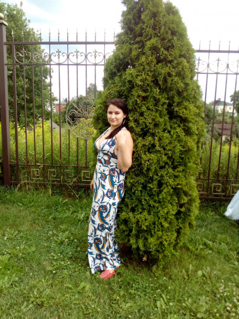 Надежда, Россия, Брянск, 35 лет