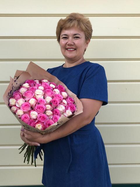 Эльза, Россия, Уфа, 48 лет, 1 ребенок. Хочу найти Порядочного, трудолюбимого, любящий детей.