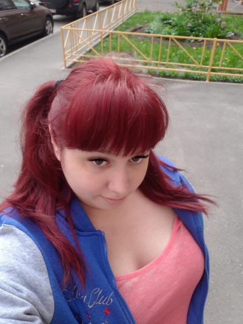 Анастасия Галкина, Россия, Химки, 24 года