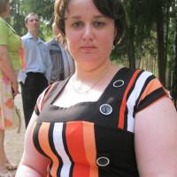 Лидия Рейнгардт, Россия, Домодедово, 32 года