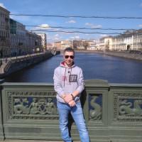 Вячеслав, Россия, Санкт-Петербург, 39 лет
