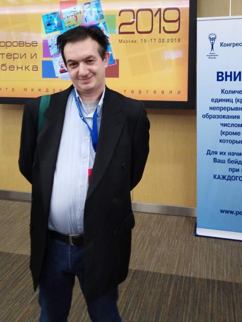 Борис, Россия, Реутов, 51 год