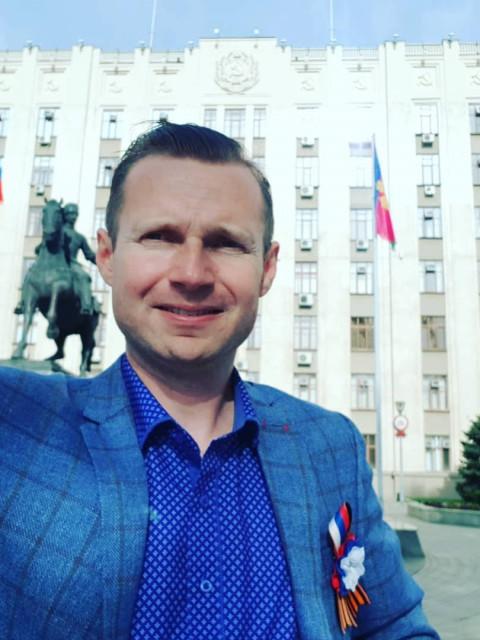 Алексей Усачев, Россия, Армавир, 33 года