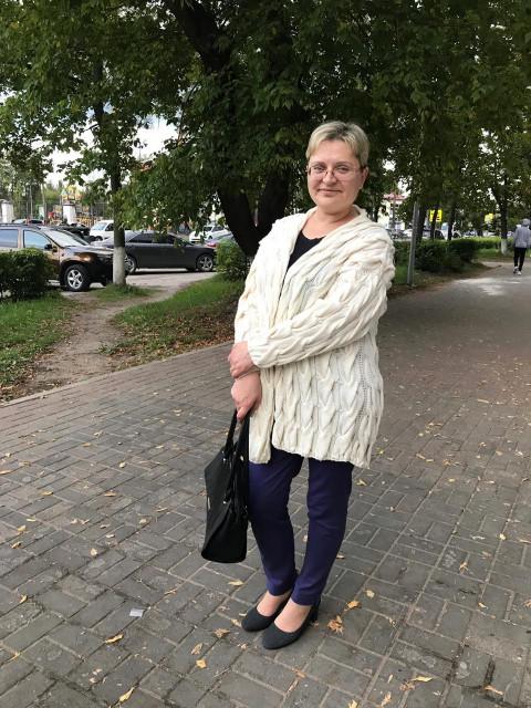 Наталья, Россия, Ликино-Дулёво, 45 лет