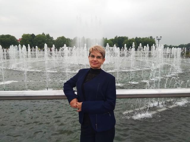 Наталья Ситникова, Россия, Электроугли, 38 лет
