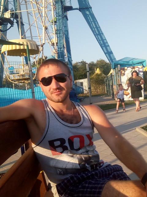 Иван, Россия, Крымск, 29 лет