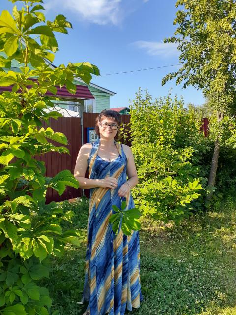 Марина, Россия, Вязники, 38 лет