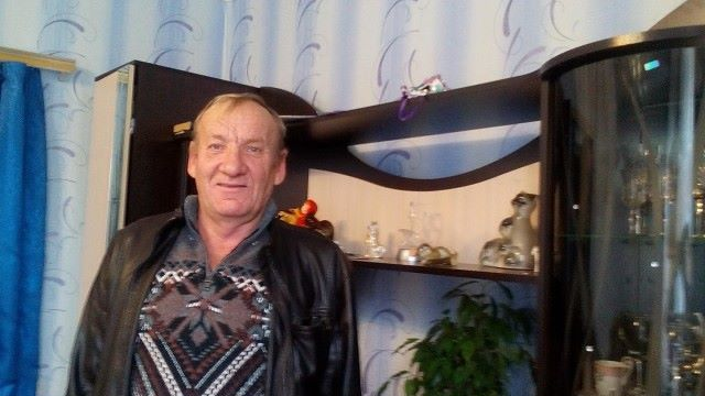 геннадий килбас, Россия, Темрюк, 55 лет