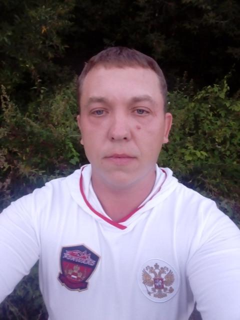 Макс, Россия, Александров, 33 года