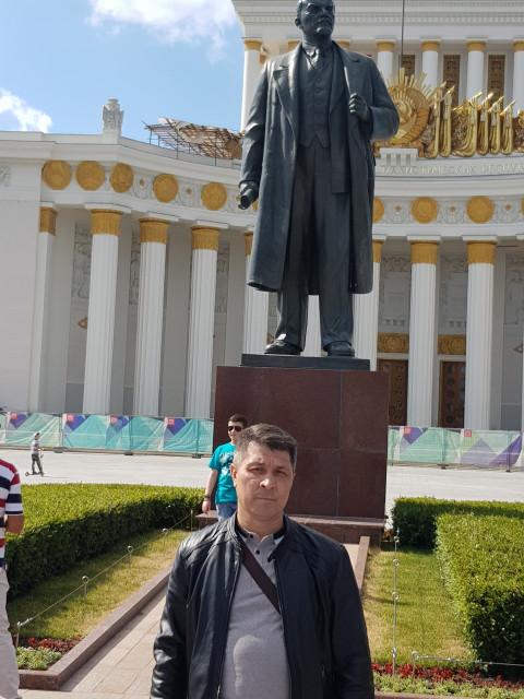Владимир, Россия, Москва, 44 года
