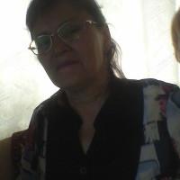 Надя Воротова, Россия, Сарапул, 63 года