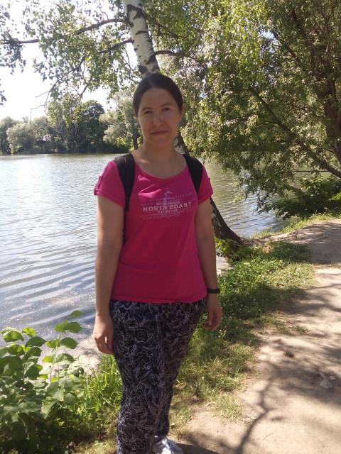 Наталья, Россия, Москва, 35 лет
