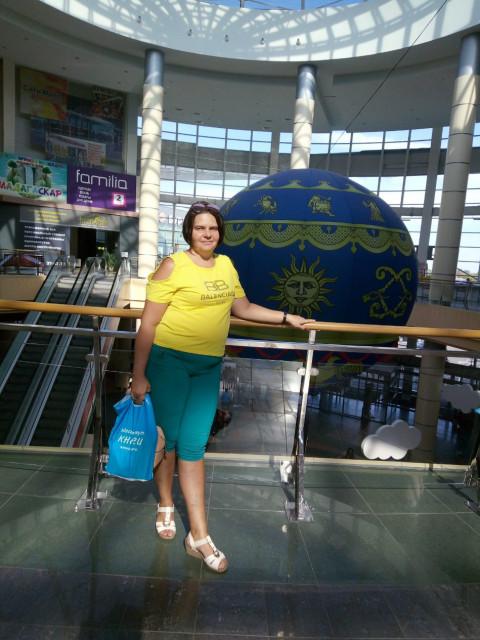Валентина, Россия, Белгород, 36 лет