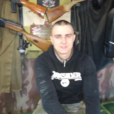 Александр Кривошеев, Россия, Пушкино, 27 лет