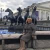Галина, Россия, Санкт-Петербург, 58 лет, 1 ребенок. Хочу найти Ищу собеседника, друга, соратника, чтобы и в театр и в лес по грибы, и болтать и молчать рядом было