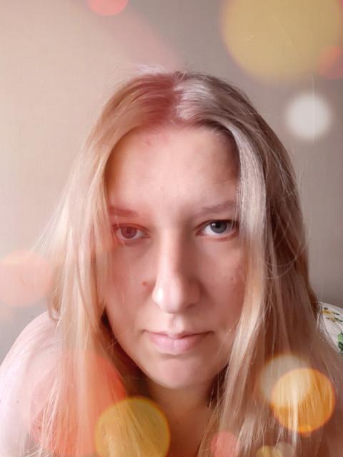 Вера, Россия, Домодедово, 35 лет