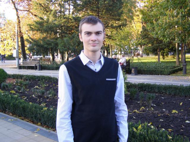 Владислав, Россия, Краснодар, 25 лет