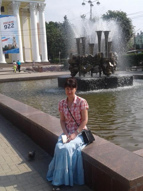 Татьяна, Россия, Химки, 46 лет