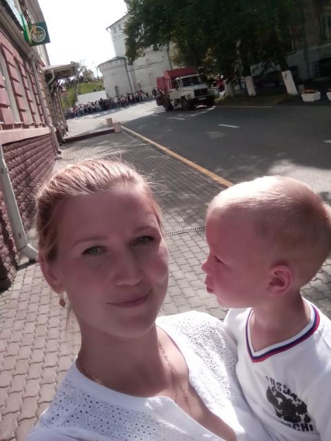 Юлия, Россия, Владимир, 30 лет