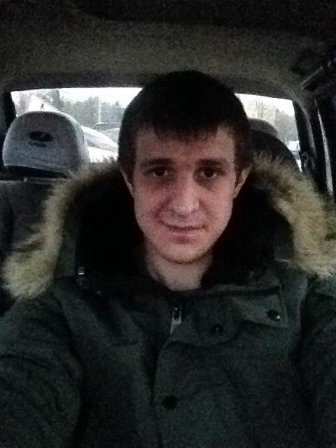 Елисей Горсткин, Россия, Зеленоград, 26 лет