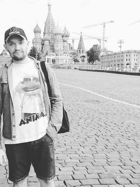 Николай, Россия, Коломна, 31 год