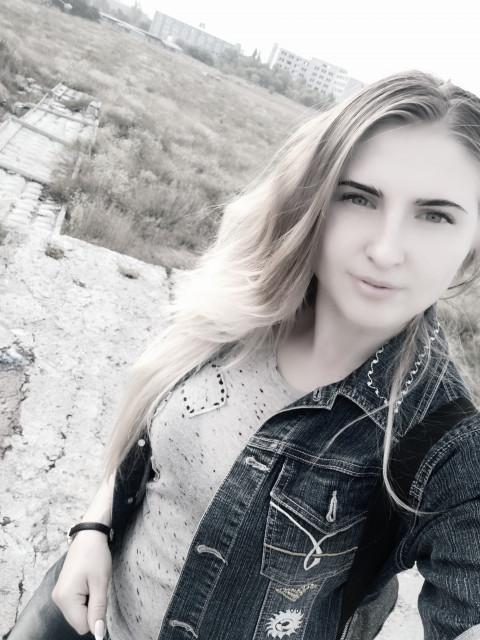 Лиза, Россия, Москва, 23 года