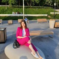 Екатерина, Россия, Химки, 37 лет