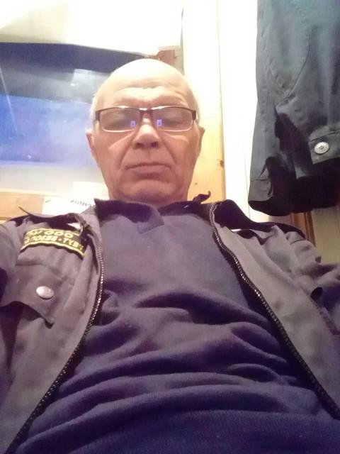 Никанор, Россия, МО, 69 лет