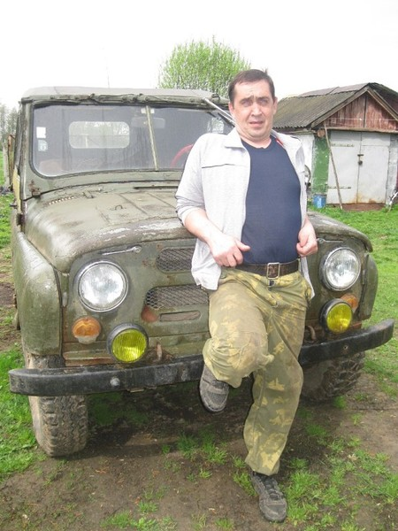сергей галкин, Россия, Ярославль, 47 лет