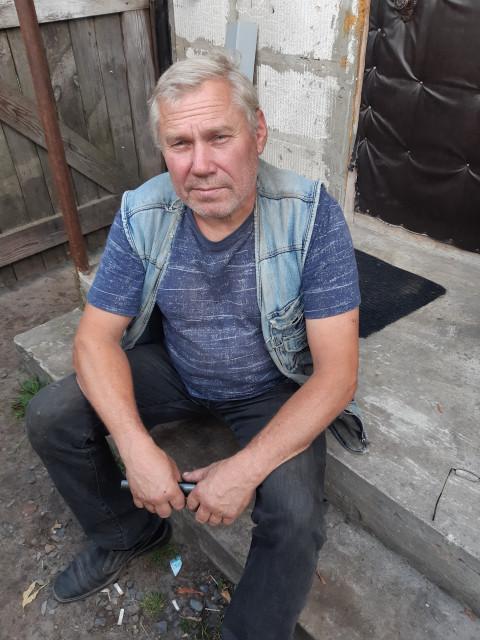 Сергей, Россия, Севск, 56 лет