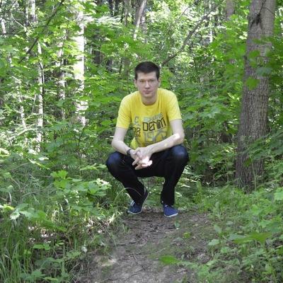 Александр Шамрин, Москва, 26 лет